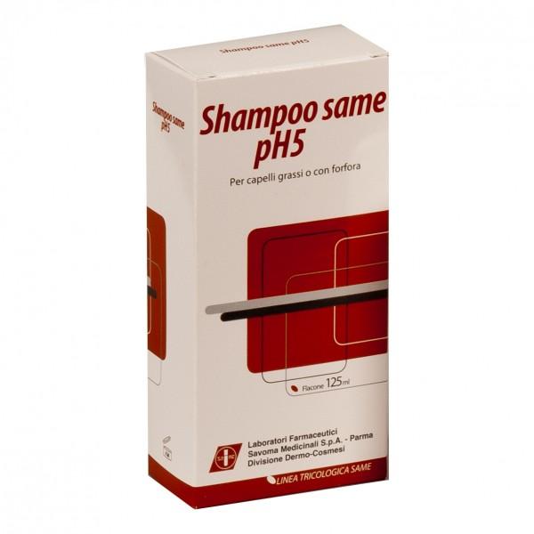 SAME Shampoo pH 5