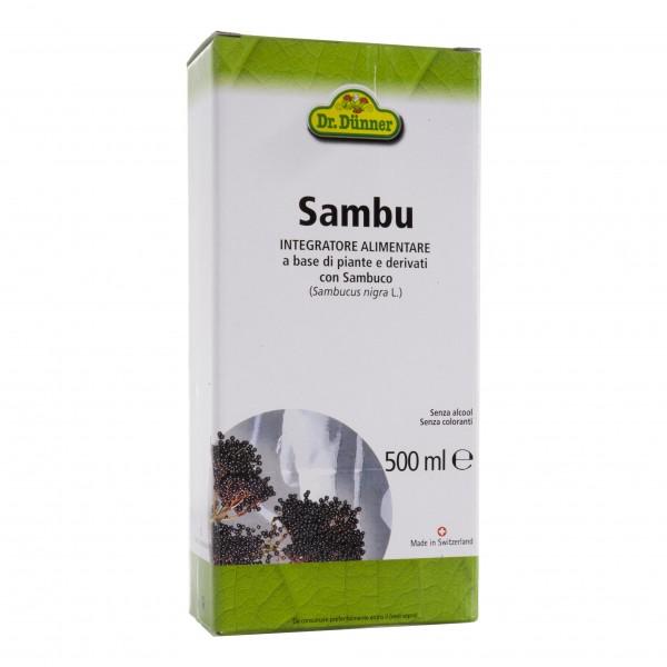 DUNNER Bev.Sambuco 500ml