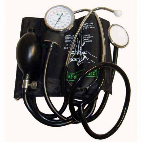 Sfigmomanometro Aneroide con Fonendoscopio