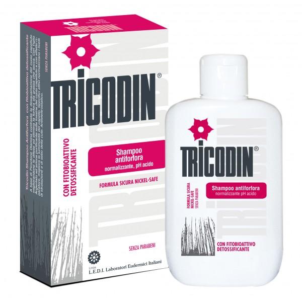 TRICODIN Sh.Forfora 125ml