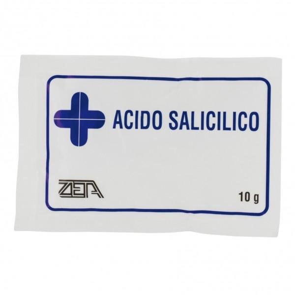 ACIDO Salicilico   10g ZETA