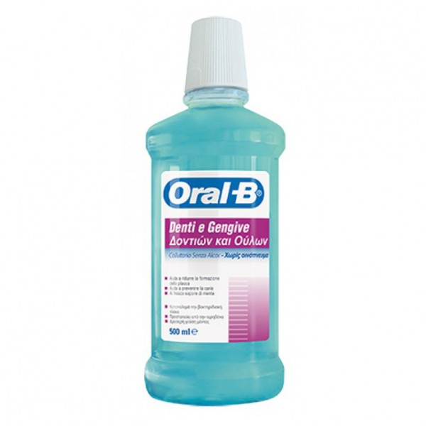ORAL-B Collut.Denti&Geng.500ml
