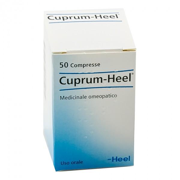 CUPRUM 50 Tav.HEEL