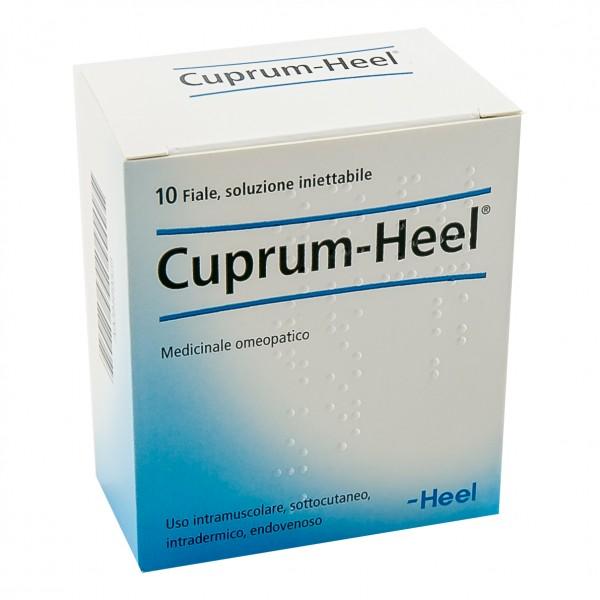 CUPRUM 10f.1,1ml HEEL