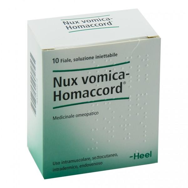 NUX VOMICA HOMAC 10f.1,1mlHEEL