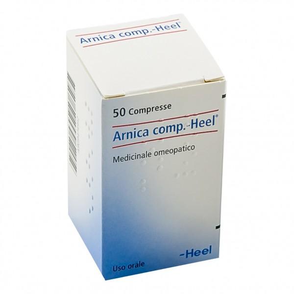 ARNICA COMPOSITUM 50 Compresse HEEL