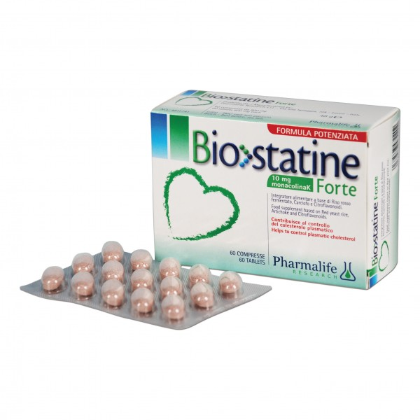 BIOSTATINE Forte 60 Cpr