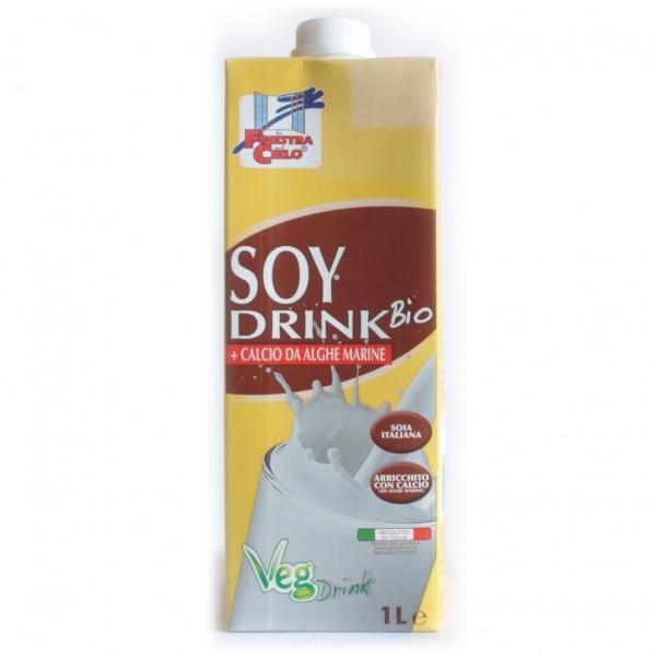FsC Soy Drink Calcio 1 Lt