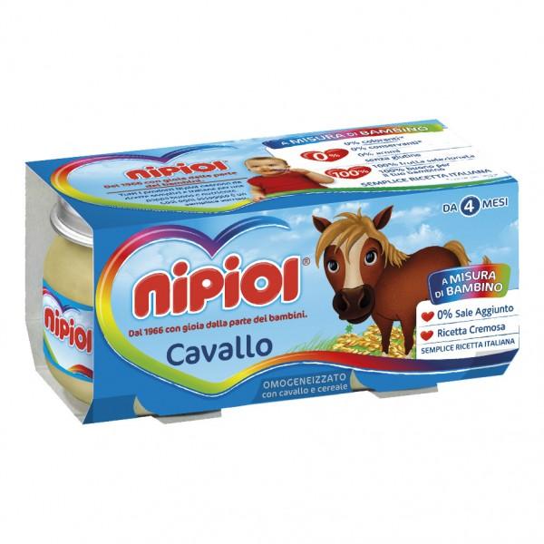 OMO NIPIOL Cavallo 2x 80g