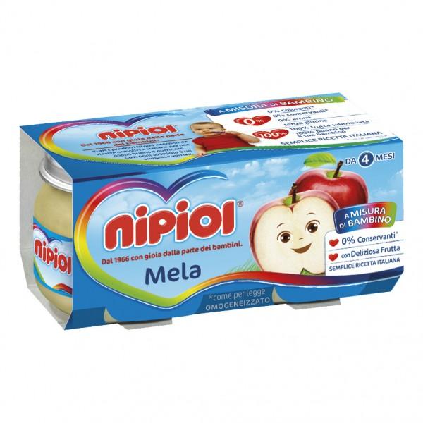 OMO NIPIOL Mela 2x 80g