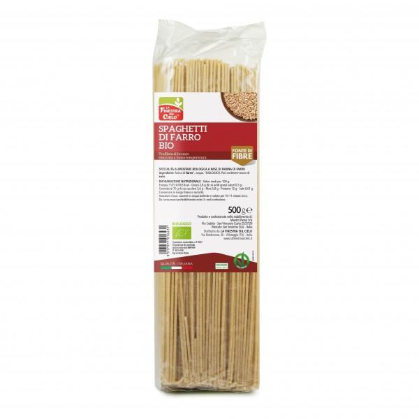 FsC Pasta Farro Spaghetti 500g