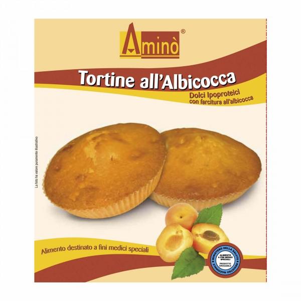 AMINO'Aprot.Tort.Albicocca210g