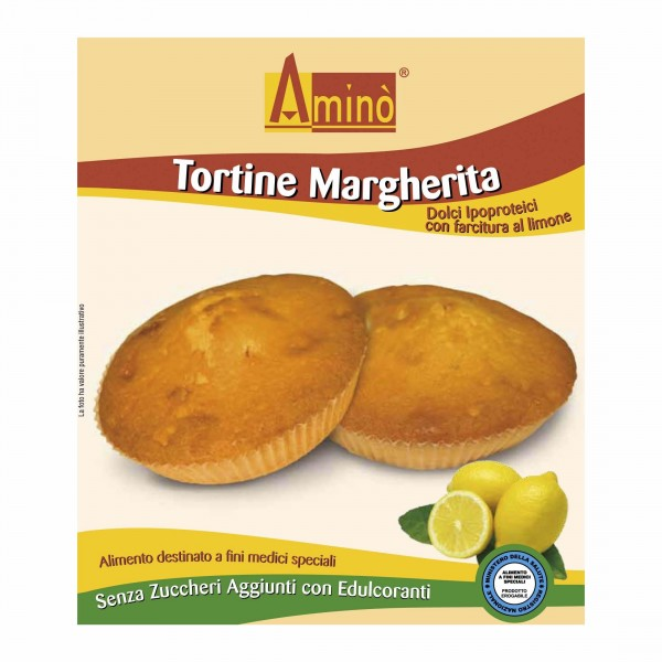 AMINO'Aprot.Tort.Margh.210g
