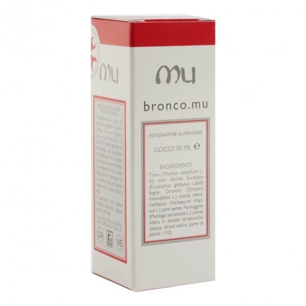 BRONCO MU Gtt 30ml
