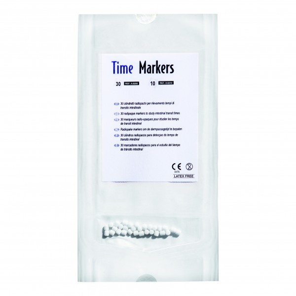 TIME-MARKERS 30 Cil.Radiop.