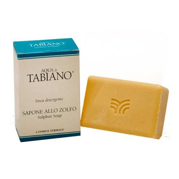 AQUA TABIANO Sapone Zolfo 100g