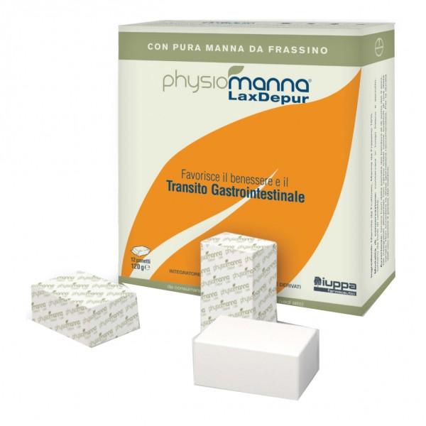PHYSIOMANNA Mannite 12x10g