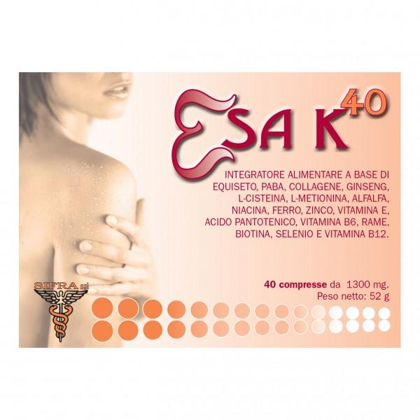 ESA K*40 40 Cpr 1300mg