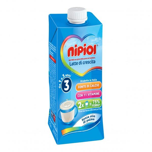NIPIOL Latte Crescita 500ml