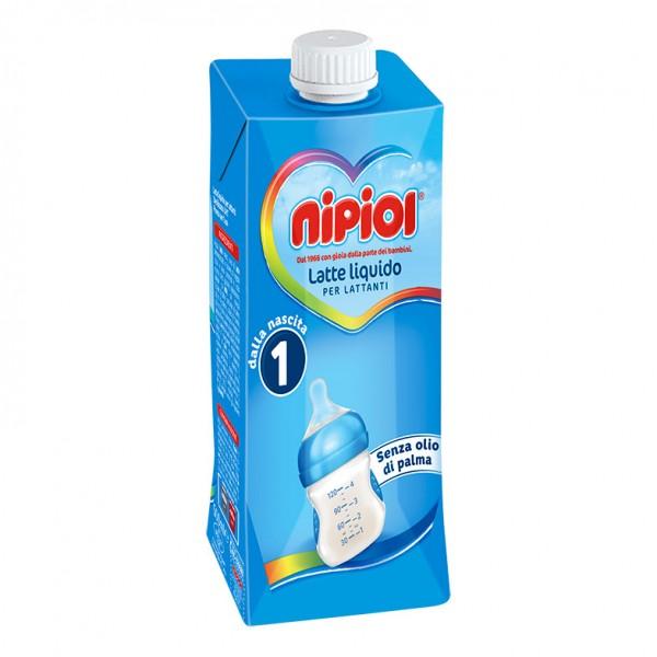 NIPIOL 1 Latte Liq.500ml
