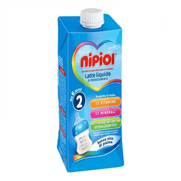 NIPIOL 2 Latte Liq.500ml