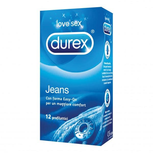 Durex Jeans Easyon 12pz