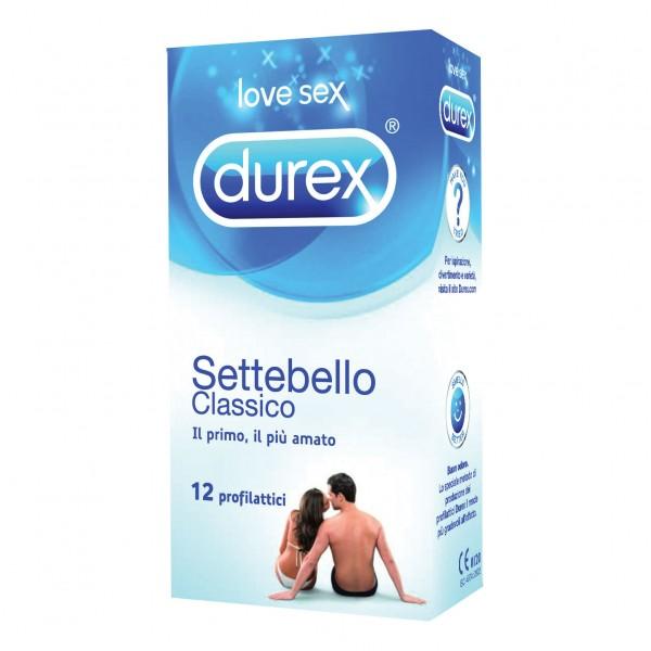 Durex Settebello Classico 12 profilattic...