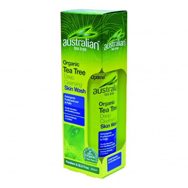 AUSTRALIAN Tea Tree Skin Wash