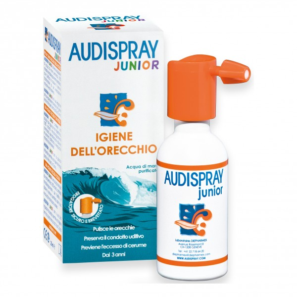 AUDISPRAY-J Ig.Orecchio 25ml