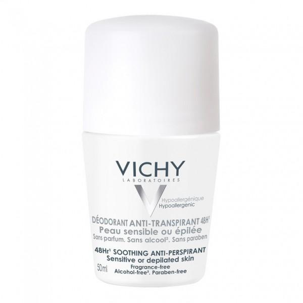 Vichy Deo Roll-On Deodorante Anti-Traspi...