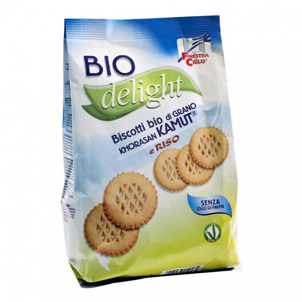 BIODELIGHT Bisc.Kamut/Riso Bio