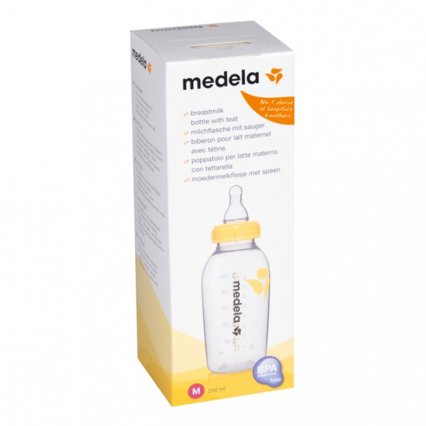 MEDELA Poppatoio F/Medio 250ml