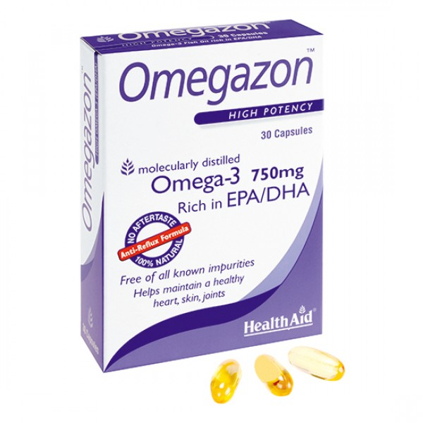 OMEGAZON 30 Cps