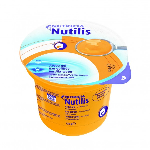 NUTILIS AcquaGel Aranc.12x125g