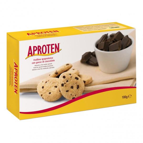 Aproten Biscotti Gocce di Cioccolato 180...