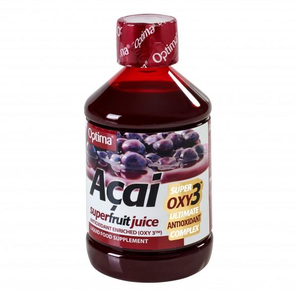 ACAI Succo C/Oxy*3 500ml
