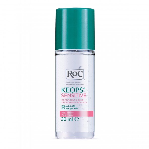 Roc Keops Deodorante Roll-On Sensitive P...