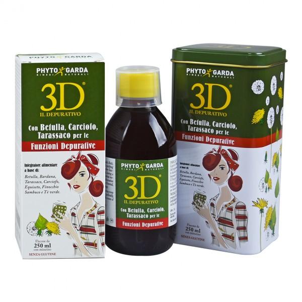 3D Drena Depura 250ml