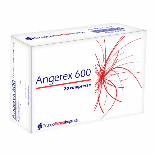 ANGEREX*600 20 Cpr