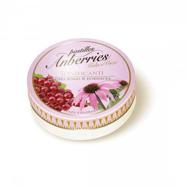 ANBERRIES Past.Ribes-Echinacea
