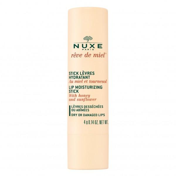 Nuxe Reve De Miel Levres Stick Labbra Idratante Nutriente 4g