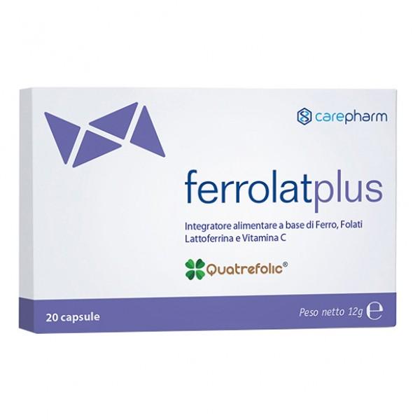 FERROLAT Plus 20 Cps