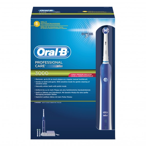 ORAL-B Prof.Care 3000