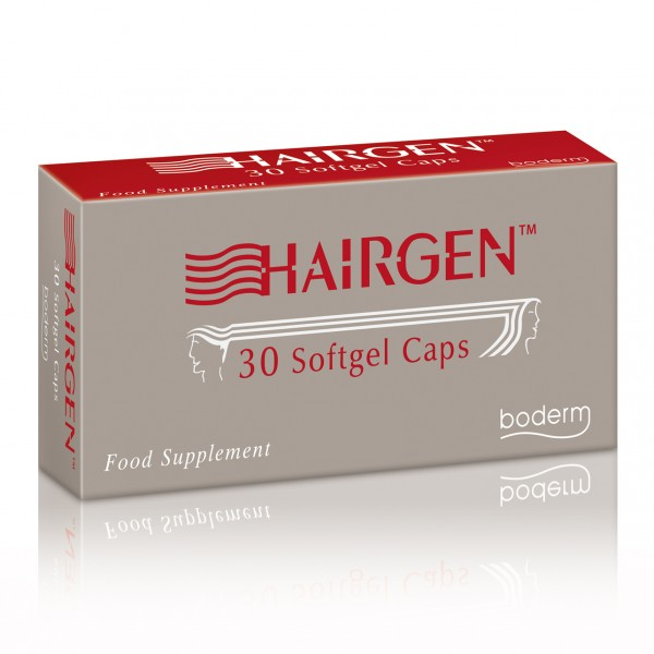 HAIRGEN 30 Capsule Softgel
