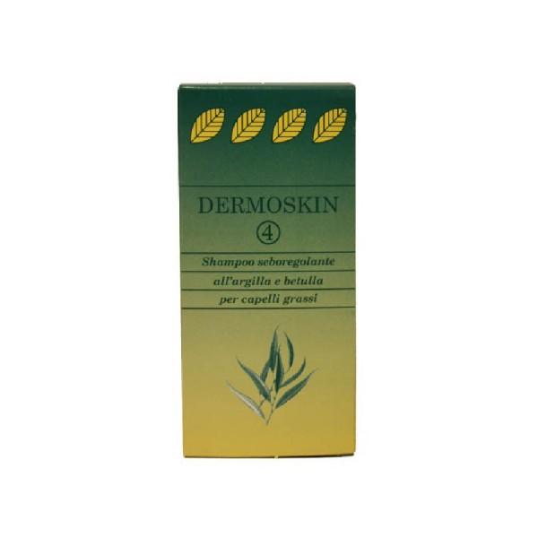 DERMOSKIN 4 Sh.Sebo-Reg.200ml
