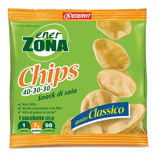 ENERZONA Chips Class.1 Sacch.