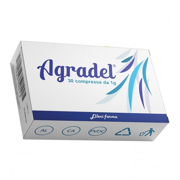 AGRADEL 30 Cpr 1g