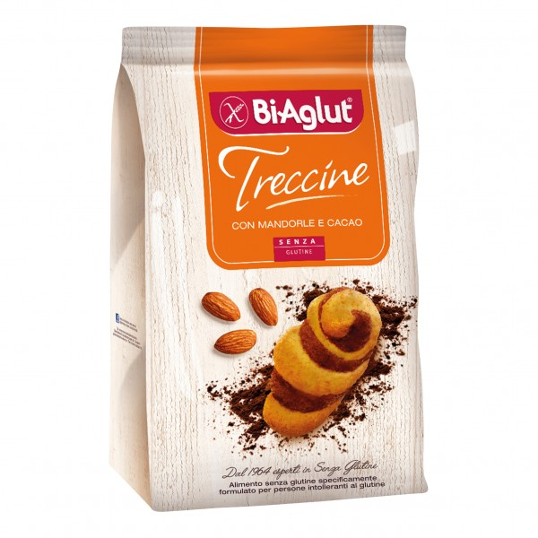 BIAGLUT Bisc.Treccine S/G 200g
