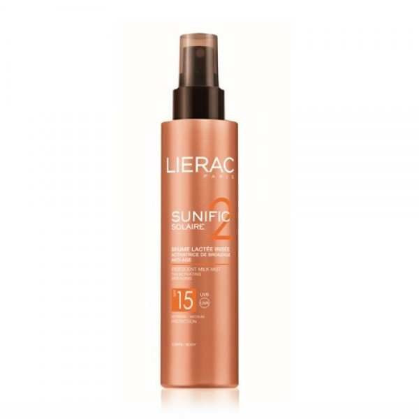 Lierac Sunific 2 Latte 150 ml SPF 15