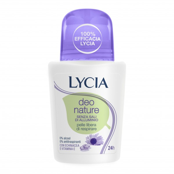 LYCIA Deo Nature Roll-On 50ml